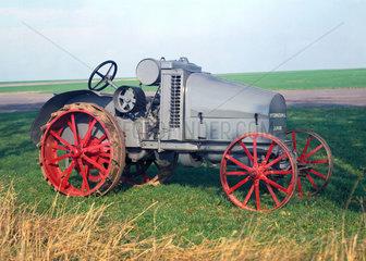 International Harvester 'Junior' tractor  1921.