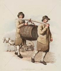 'Brewers'  1808.