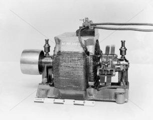 1/2 H.P. Electric motor