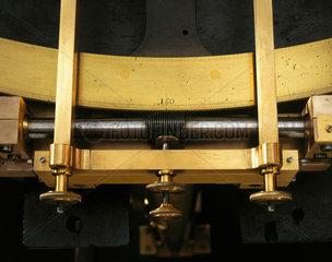 Troughton's dividing engine  1778.