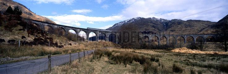 Glenfinnan Viaduct  1999.
