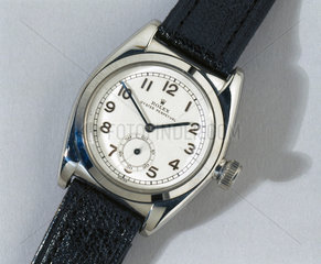 Rolex 'Oyster Perpetual' wristwatch  1931.