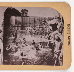 'The Baths'  about 1900 .