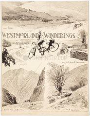 'Westmorland Wanderings'  1931.