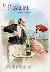 'Absinthe La Picardine'  c 1900.