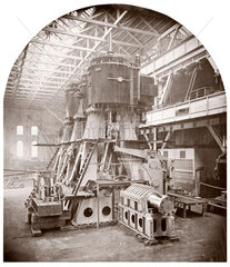 Engine of the SS 'Orient'  c 1890.