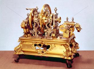 Rose Engine  German  c 1750.