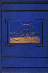 Cover to 'New lands within the Arctic circle'  1874.