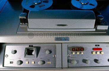 Ampex VR1000 video recorder  c 1956.