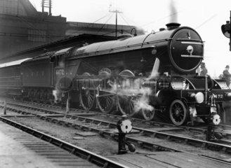 'Flying Scotsman'  1928.