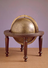 Arabian celestial globe  18th century.