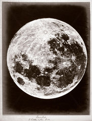 The Moon 'a Little after Full'  1868.