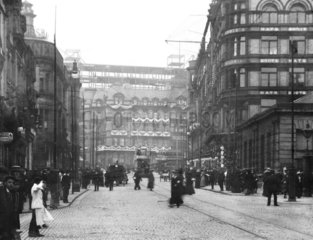 Adelphi Hotel  Liverpool  1911.