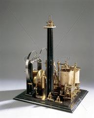 Gray-Milne seismograph  1885.