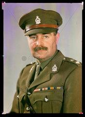 'Lieutenant Colonel Brummel'  c 1943.