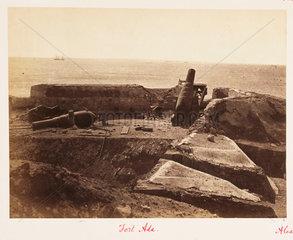 'Fort Ada  Alexandria'  12 November 1882.