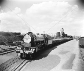 Hotpoint train  1961.