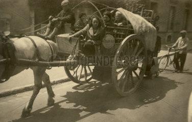 Refugees  Second World War  1940s.