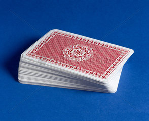 A pack of playing cards  2000.