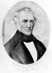 Thomas Frederick Colby  English cartographer  c 1830.