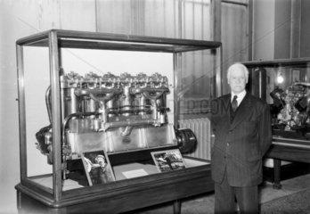 Gustavus Green  English engineer  1958.