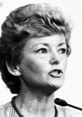 Glenys Kinnock  1980s.