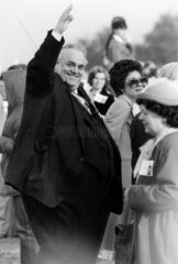 Cyril Smith  British politician  May 1982.