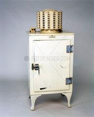 'Monitor Top'  electric compression domestic refrigerator  1934.