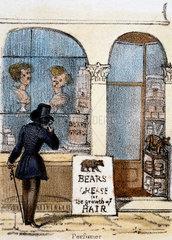 'Perfumer'  c 1845.