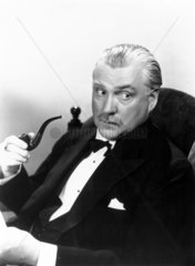 Nigel Bruce  British actor  1943.