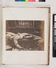 'Death of Chatterton'  c 1860.