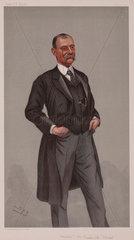 Frederick Treves  English surgeon  1900.