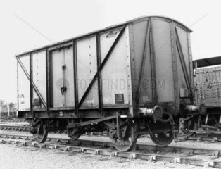 British Railways 87 series  12 ton insulate