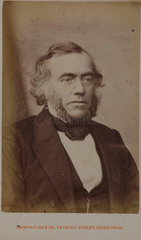 George Allman  19th century.