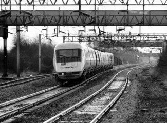 InterCity APT  December 1981.
