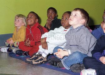 'Pattern Parade'  half term event for children  2000.