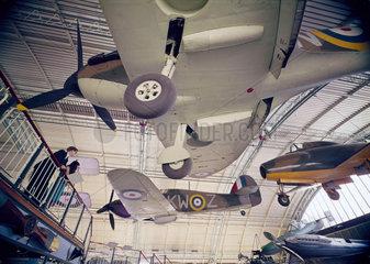 Hawker Hurricane MkI  c 1940.