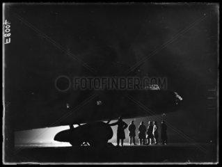RAF bomber  1938.