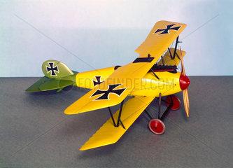 German Albatros DV single seater fighter  1917.