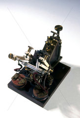 Marconi coherer and tapper  1900.