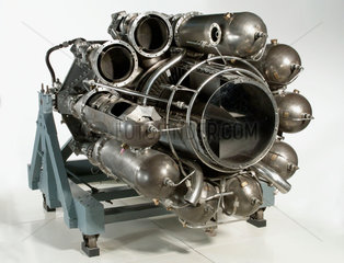 W2/700 Turbojet engine  1944.