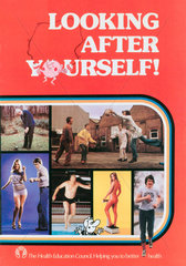 'Look After yourself'  poster  c 1980s.