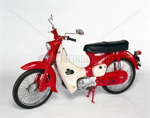 Honda C50 moped  1965.