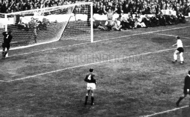 Beckenbauer shoots  World Cup  Anfield  25 July 1966.