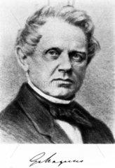 Heinrich Magnus  German chemist and physicist  mid 19th century.