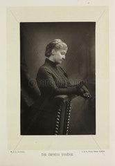 'The Empress Eugenie'  1892.