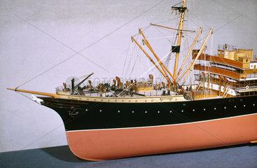 SS 'Miltiades'  1903.