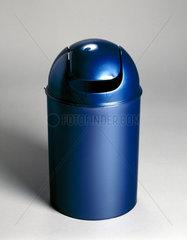 Plastic dustbin  1998.