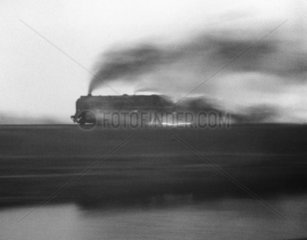 'Firth of Clyde' locomotive  11 November 1964.