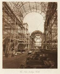 The Crystal Palace  Sydenham  London  1911.